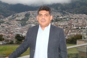 imagen Director Oficina Rimisp Ecuador – Ney Enrique Barrionuevo Jaramillo