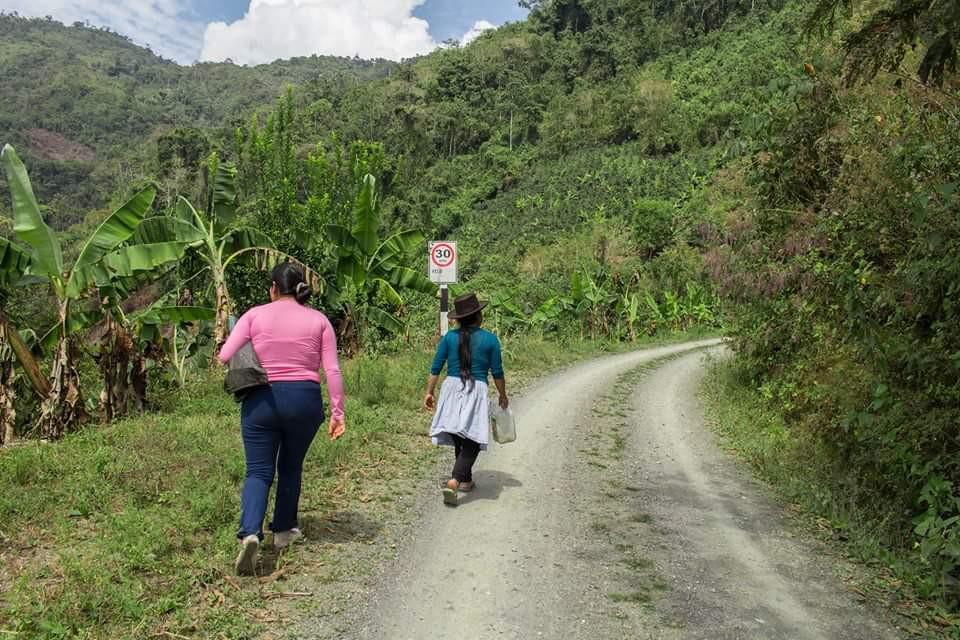 Mujeres rurales y territorios