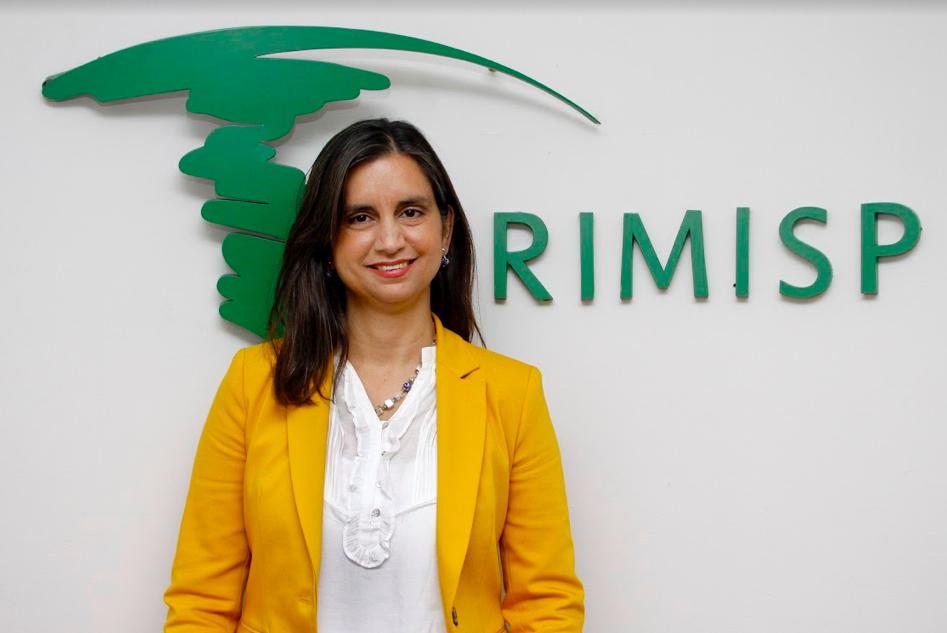 imagen Directora Ejecutiva Rimisp – María Ignacia Fernández Gatíca