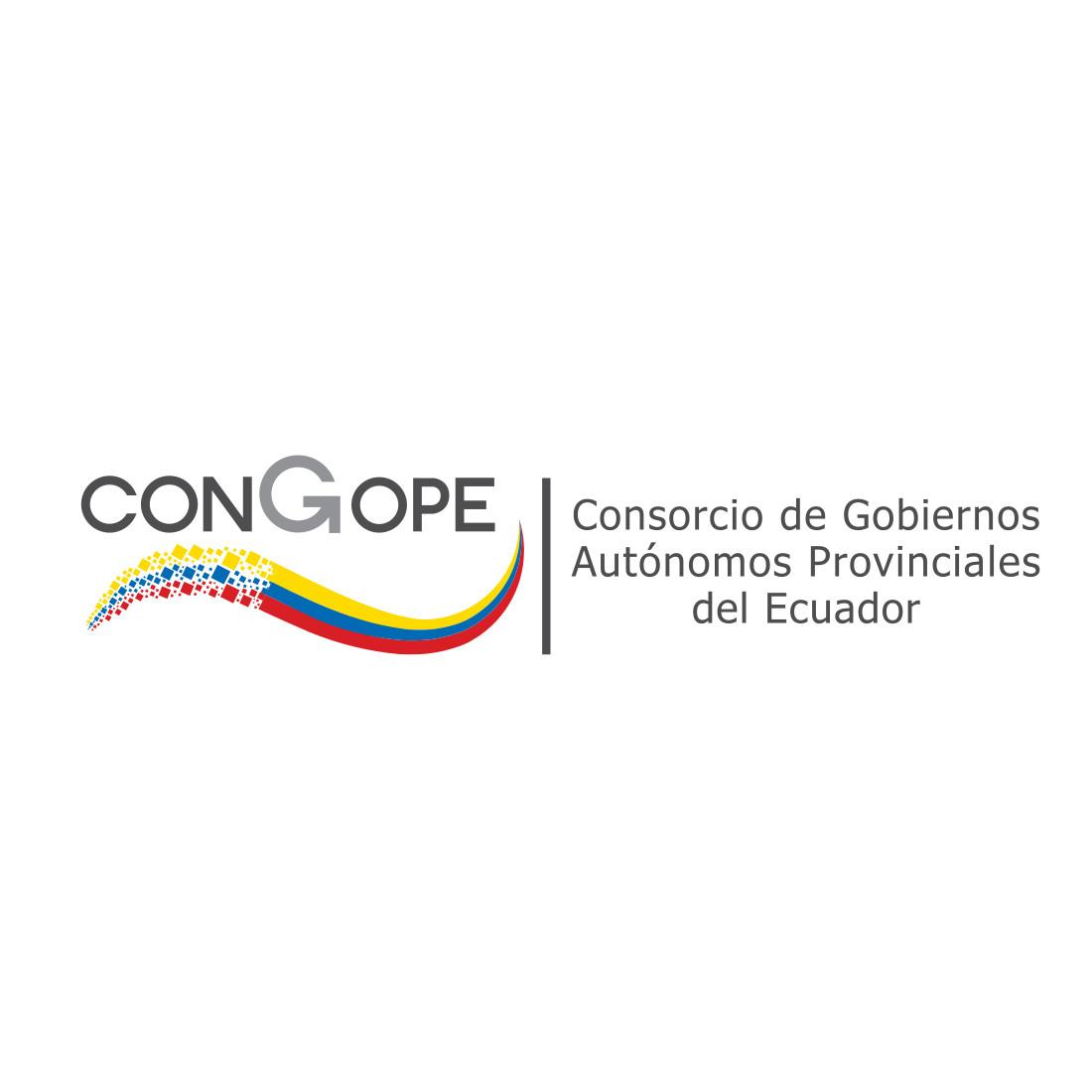 Logo aliados Congope
